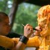 Halloween : sculpture de citrouilles au « Haunted Pumpkin Garden »