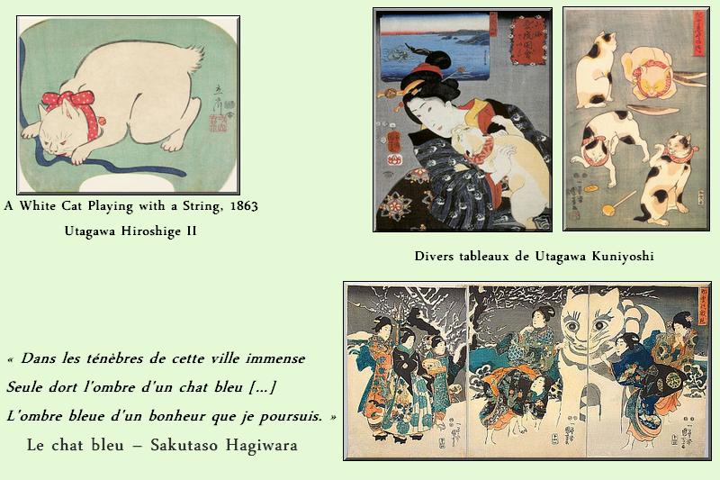 Le chat dans la culture japonaise | Magazine Cheval / MonChval Mag ...