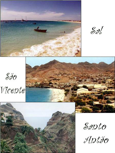 Plages, soleil, Cap-Vert, tourisme