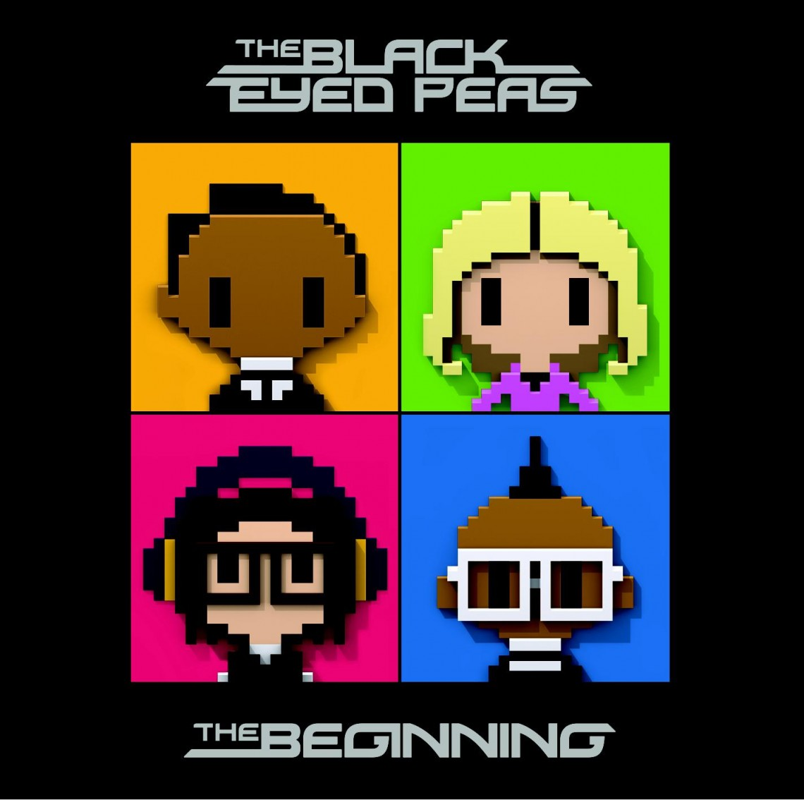 Black Eyed Peas : The Beginning