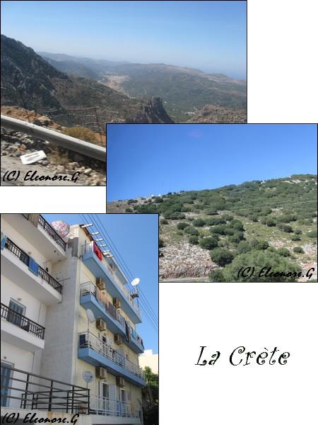 Crète, Grèce, méditerranée