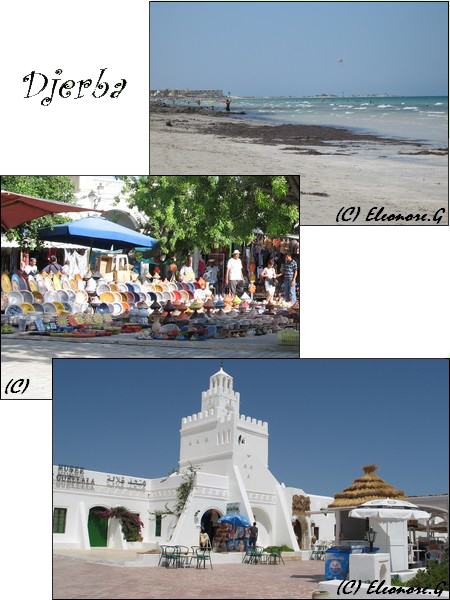 Tunisie, plage, tourisme et soleil