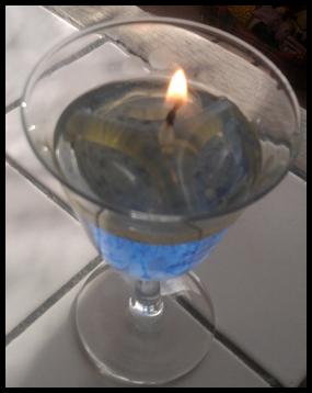 Des bougies maison …
