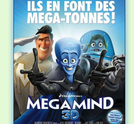 Critique de film : Mégamind