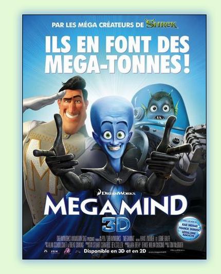 Critique de film : Mégamind