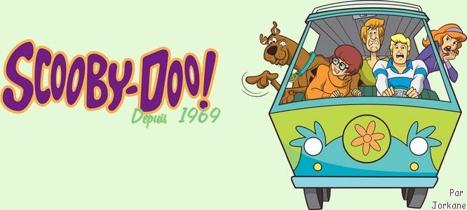 Scooby-Doo : depuis 1969