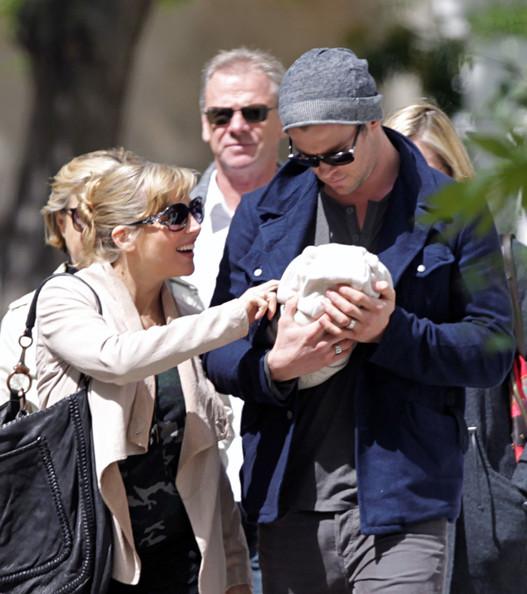 Chris Hemsworth sélection mai 2012