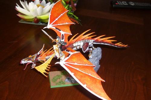 Warhammer : comment peindre votre figurine.