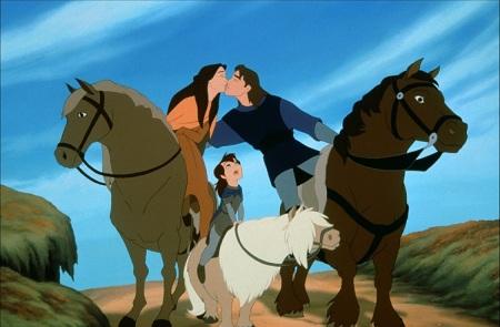 Les chevaux dans les dessins anim s magazine cheval monchval mag bien plus qu 39 un magazine - Dessin anime de barbie et le cheval magique ...