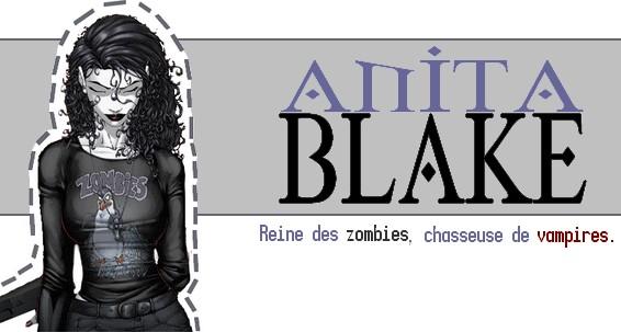 Anita Blake : reine des zombies, chasseuse de vampires