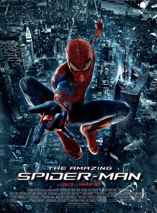 Affiche The Amazing Spider Man