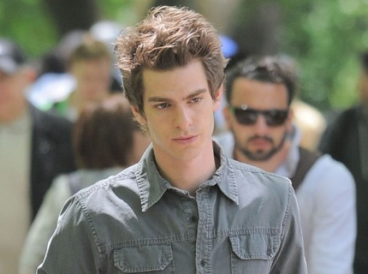 Andrew Garfield The Amazing Spider-Man