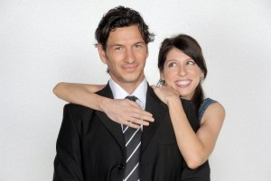 Florencia Bertotti et Federico Amador
