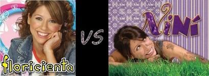 Floricienta contre Nini