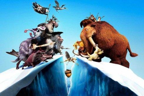 L'Âge de Glace 4 : La dérive des continents débarque au cinéma