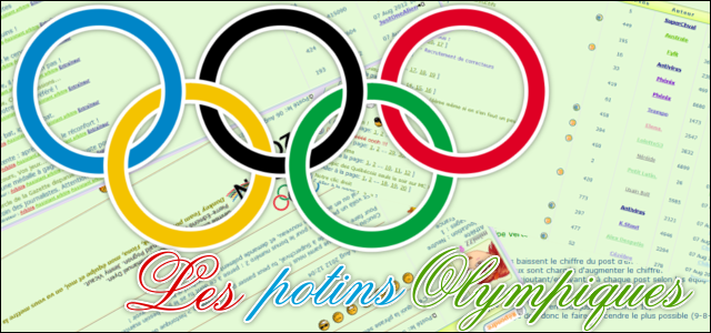 Les potins olympiques