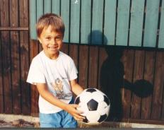 Alexander Rybak - 7 ans