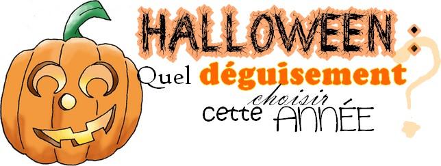 Halloween : quel déguisement choisir cette année ?