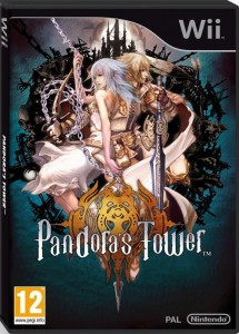 pochette pandora's tower