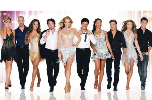 Stars participant à Danse avec les stars