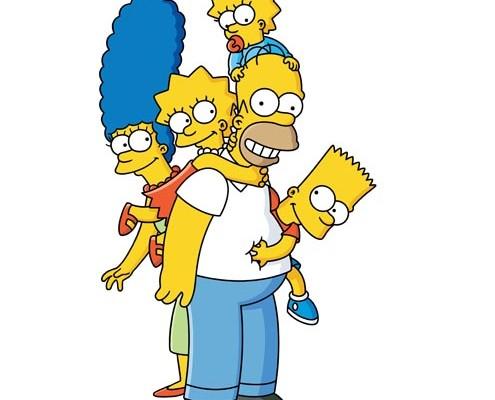 Mais, mais … C'est les Simpson ! D'OH !