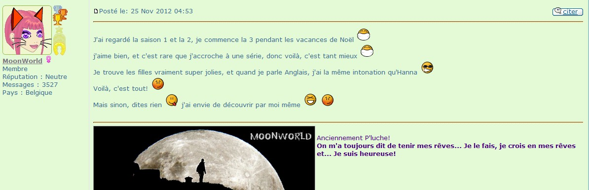 Screen avis Moonworld sur la série