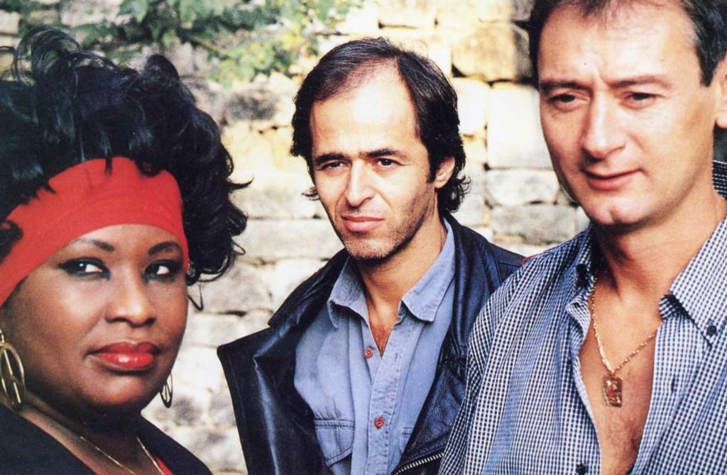 Le trio Fredericks Goldman Jones