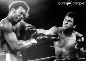 Mohamed Ali face a George Foreman