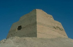 Fausse pyramide de Snéfrou