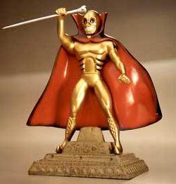 Le héros Ögon bat