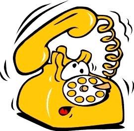 Le canular au téléphone.