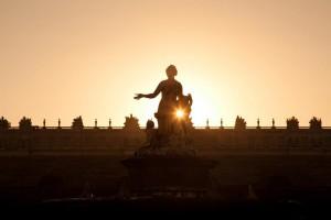 Détail du bassin de Latone à Versailles - © EPV/ Thomas Garnier