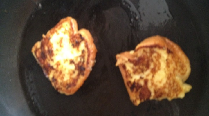 Brioche ou pain perdu
