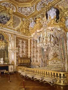 Chambre de la Reine à Versailles