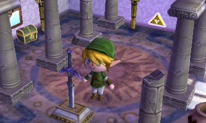 Décoration sur le thème de la Légende de Zelda