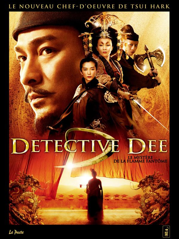 Critique du film Détective Dee : Le Mystère de la flamme fantôme