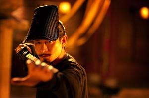 Andy Lau, détective Dee