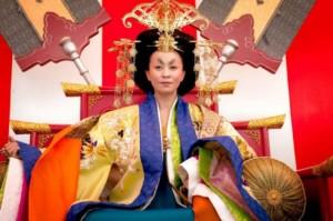 Carina Lau dans Détective Dee