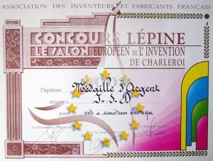Concours Lépine international – prix