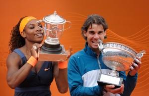 Vainqueurs de Roland Garros 2013