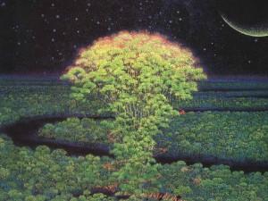 arbre mana