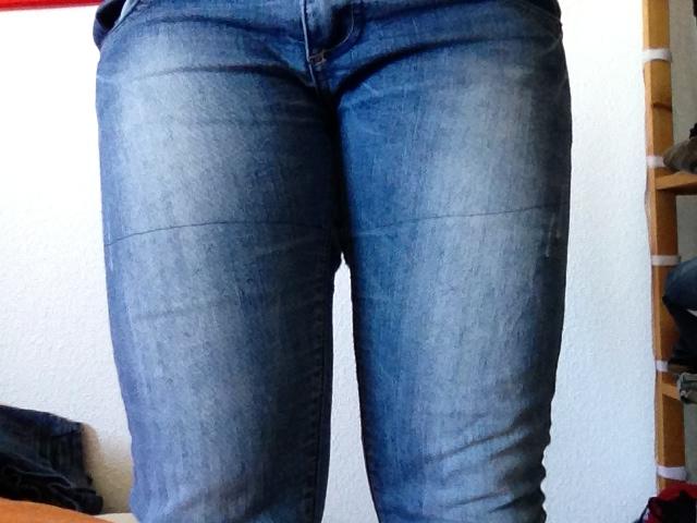 pantalon qui déteint