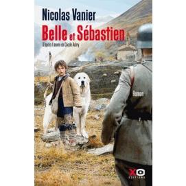 Première de couverture du livre Belle est Sébastien