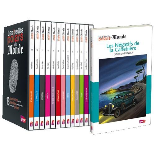 Les 13 volumes des Petits Polards du Monde est leur coffret