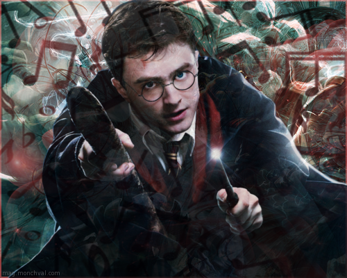 Montage harry potter