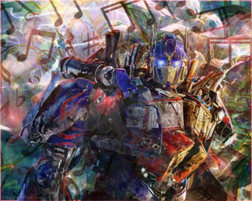 Image saga transformers