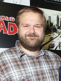 Robert Kirkman, scénariste du comic the walking dead