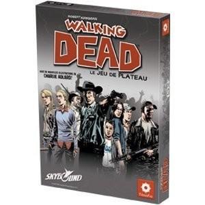 Walking Dead, le jeu de plateau