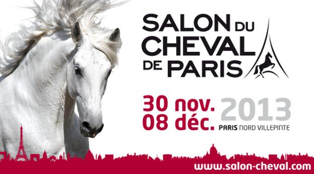 Quizz cheval : des places à gagner pour le Salon du Cheval 2013