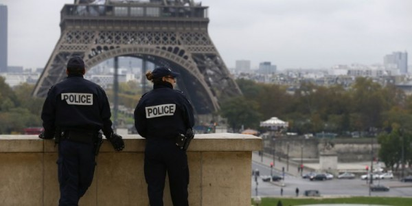 Image illustrant la recherche du tireur fou à Paris